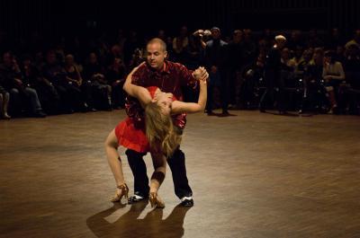 Tanzlehrer-Ausbildung